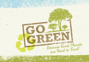 Go Green - because Good Planets are Hard to Find